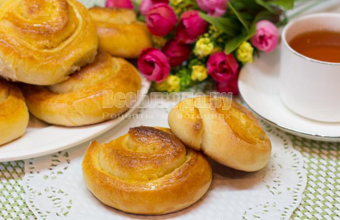 пирожки печёные в духовке рецепт с фото